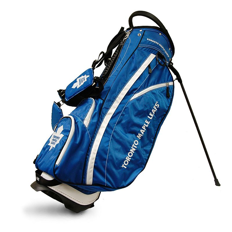 Team Golf Toronto Maple Leafs Fairway Stand Bag