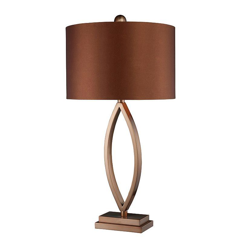 Modern Geometric Table Lamp