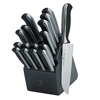 J.A. Henckels International Everedge Plus 17-pc. Cutlery Set