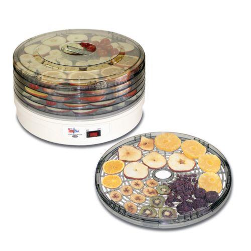 Koolatron Total Chef Deluxe 5-Tray Food Dehydrator