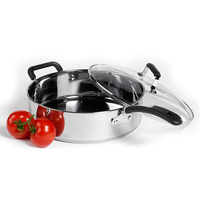 Denmark 11-in. Covered Saute Pan