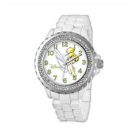 Disney's Tinker Bell Women's Crystal Watch