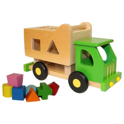Discoveroo Sort 'n Tip Garbage Truck