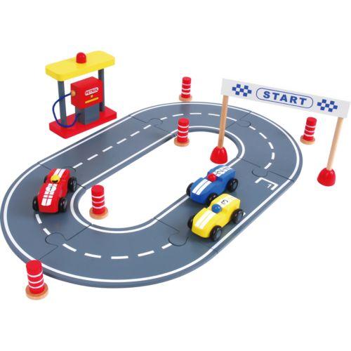 Discoveroo Car Race Set
