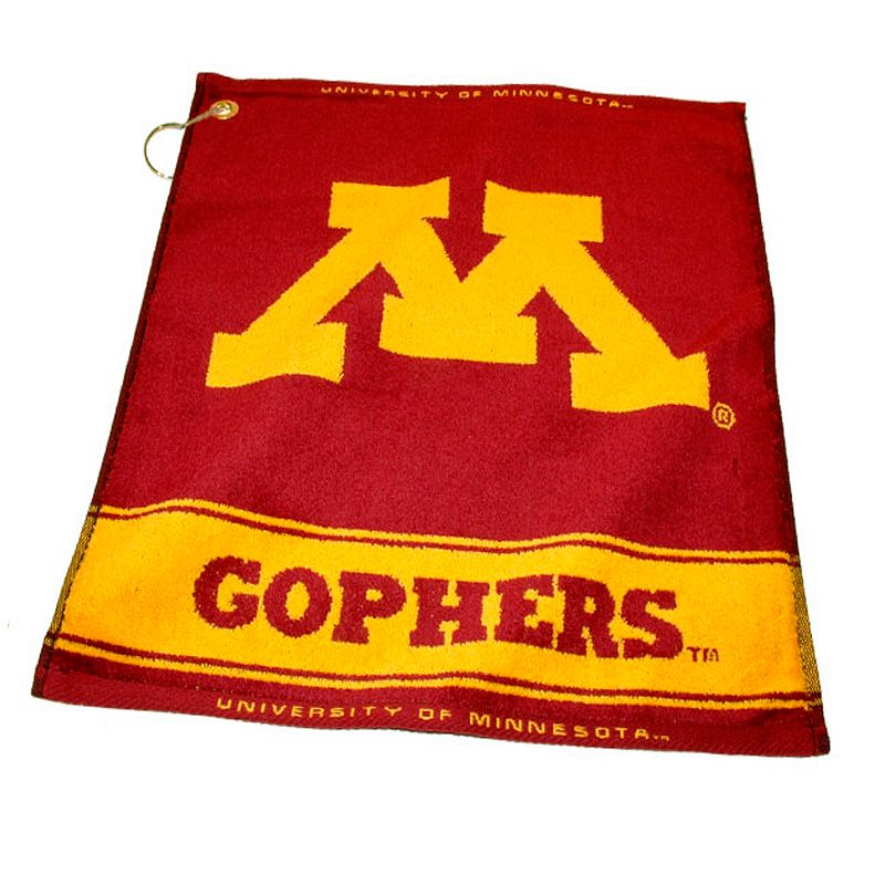Team Golf Minnesota Golden Gophers Woven Towel