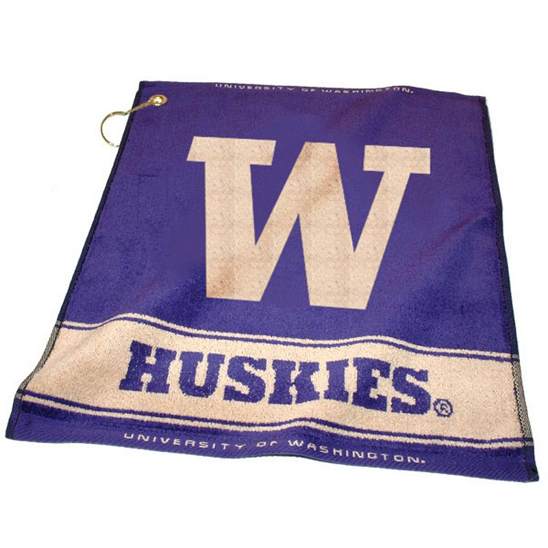 Team Golf Washington Huskies Woven Towel
