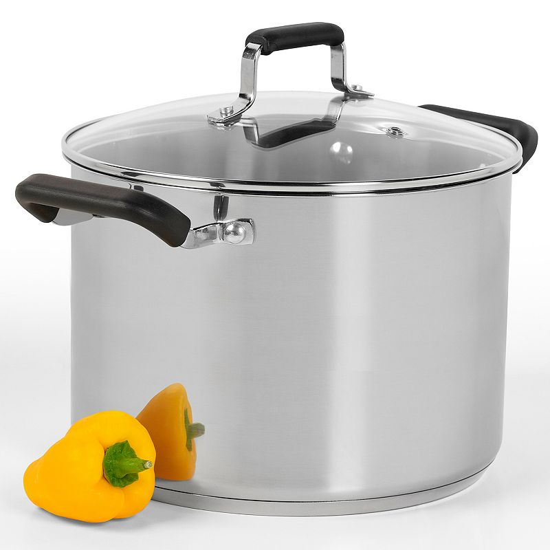 Denmark 8-qt. Covered Stockpot