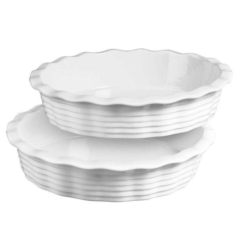 Denmark 2-pc. Pie Plate Set
