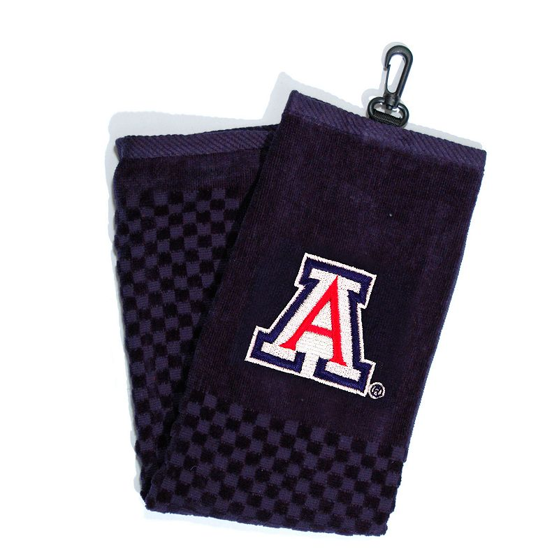 Team Golf Arizona Wildcats Embroidered Towel