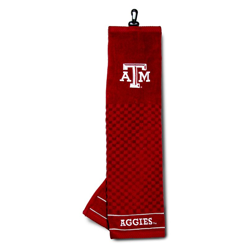 Team Golf Texas A and M Aggies Embroidered Towel
