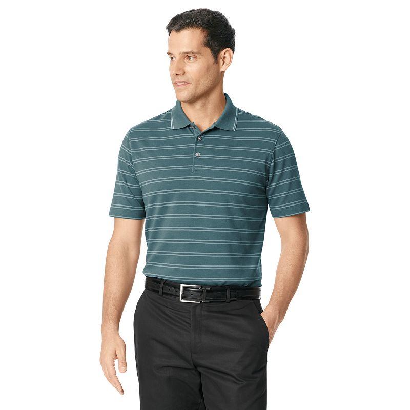 Men's Van Heusen Striped Polo - Men