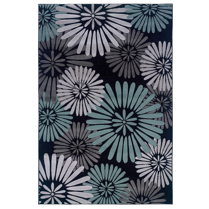 linon home decor milan floral rug 8 39 x 10 39 3