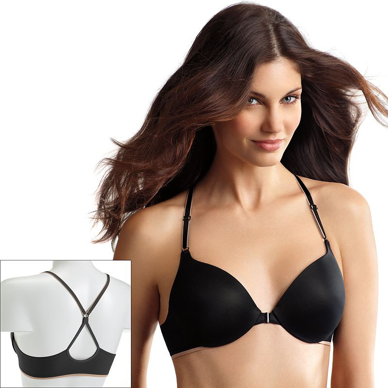 Warner's Bra: Your Bra Front-Closure Racerback Bra 1636 - Women's