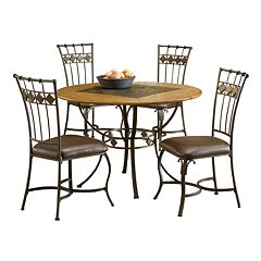 Lakeview 5-pc. Round Dining Table Set by