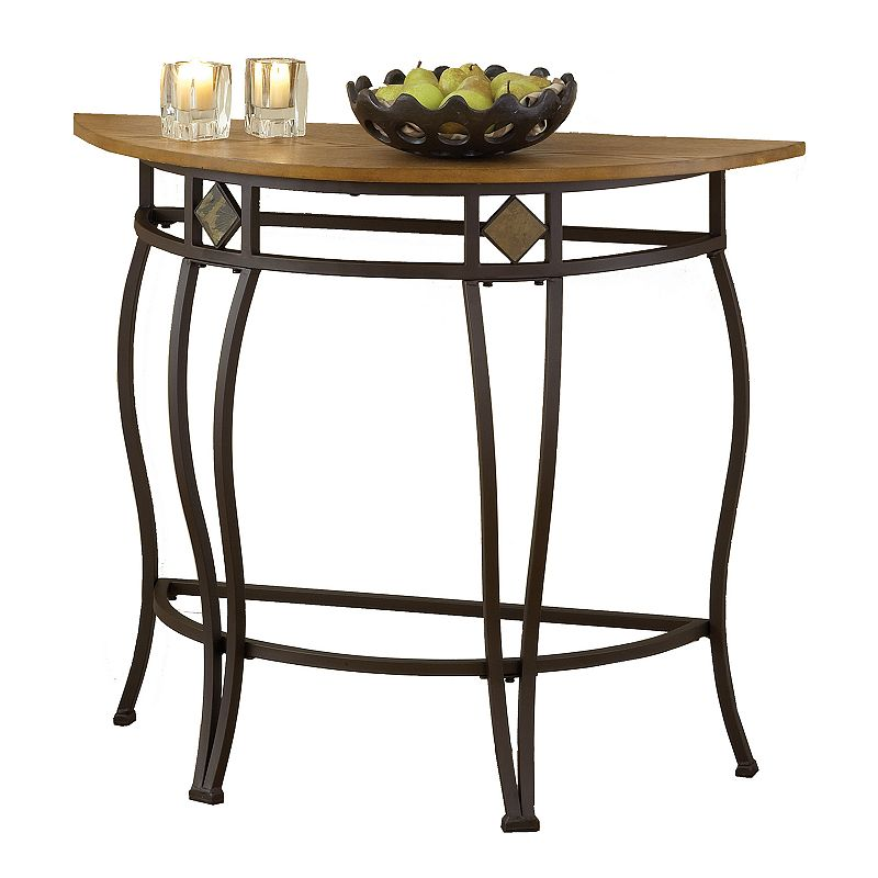 Lakeview Demilune Console Table