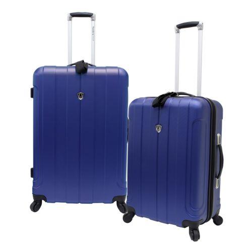 Traveler's Choice Luggage, Cambridge 2-pc. Hardside Spinner Luggage Set