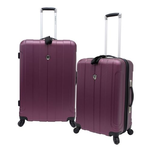 Traveler's Choice Cambridge 2-Piece Hardside Spinner Luggage Set