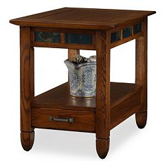 Leick Furniture Traditional End Table by