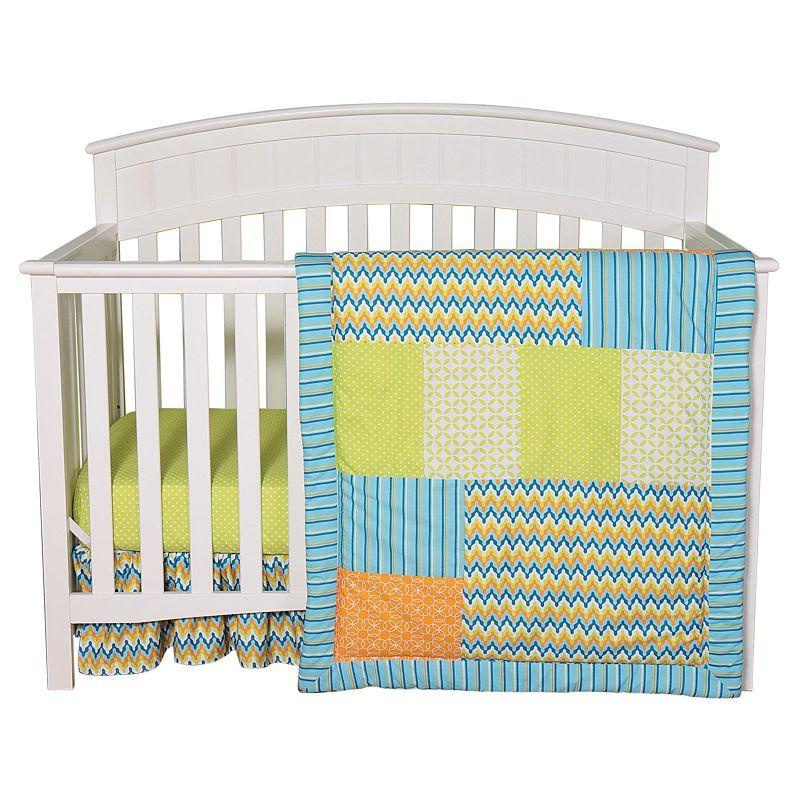 Trend Lab Levi 3-pc. Crib Set