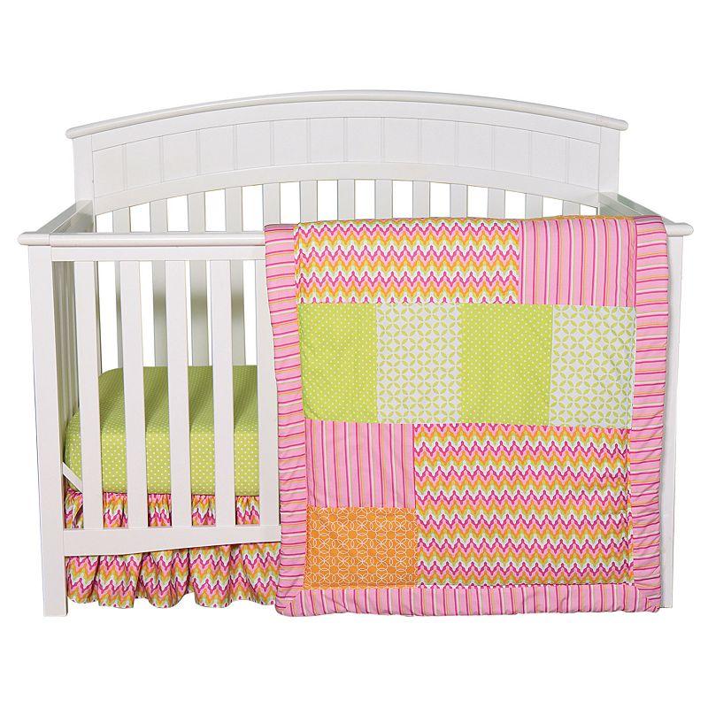 Trend Lab Savannah 3-pc. Crib Set