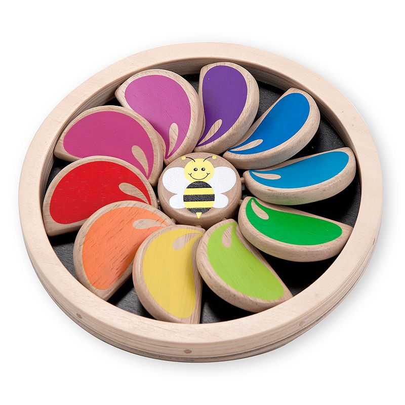 Melissa and Doug First Play Flapping Flower