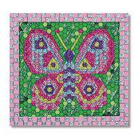 Melissa & Doug Butterfly Peel & Press Mosaic