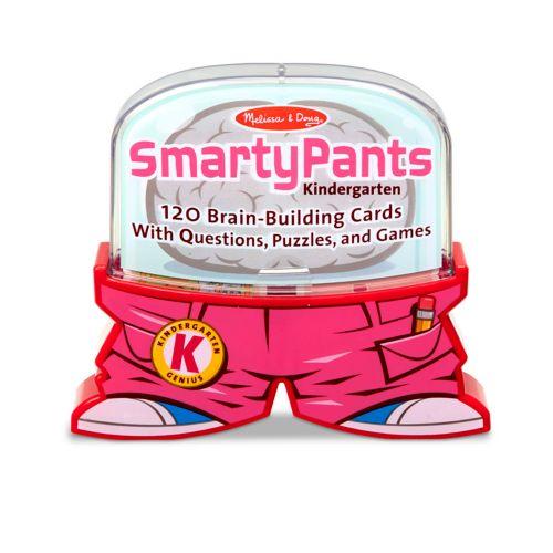 Melissa and Doug Smarty Pants Kindergarten Card Set