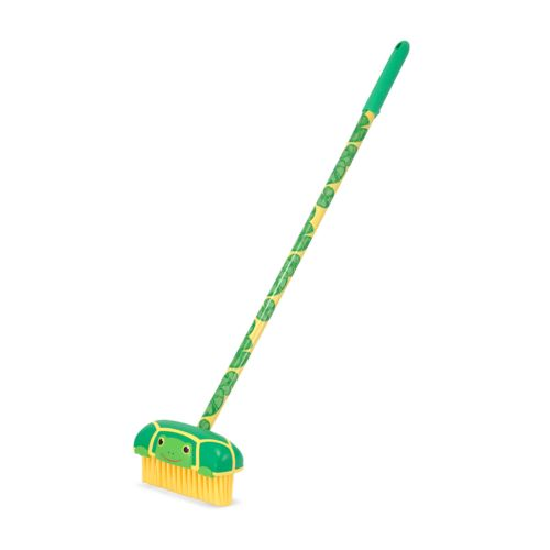 Melissa and Doug Tootle Turtle Push Broom