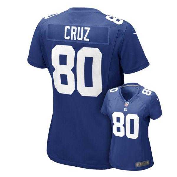 Women's Nike New York Giants Victor Cruz Jersey