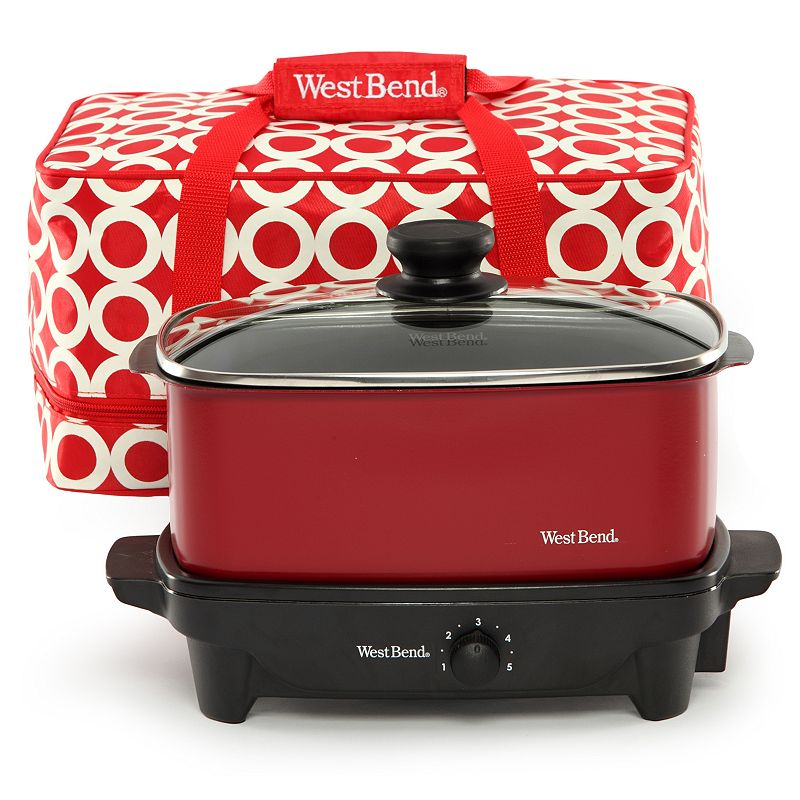 West Bend 5-qt. Slow Cooker