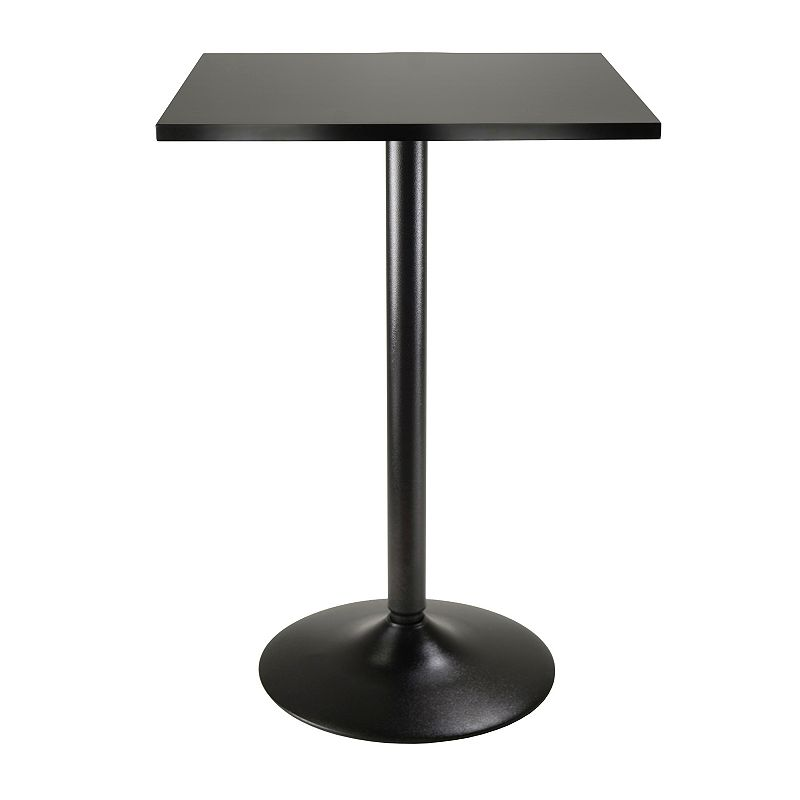 Winsome Obsidian Counter Table