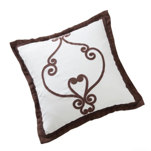 Marquis by Waterford Avonleigh Square Decorative Pillow