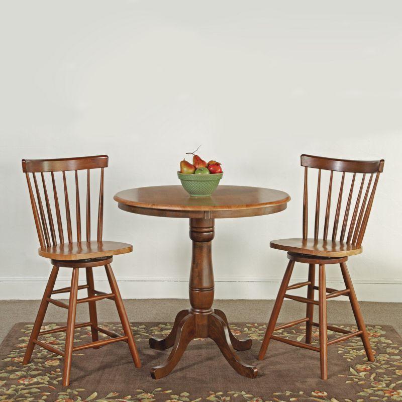 Back Swivel Footrest Chair Kohl S