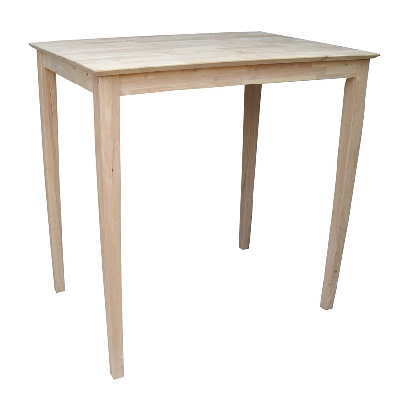 Contemporary Tall Shaker Table