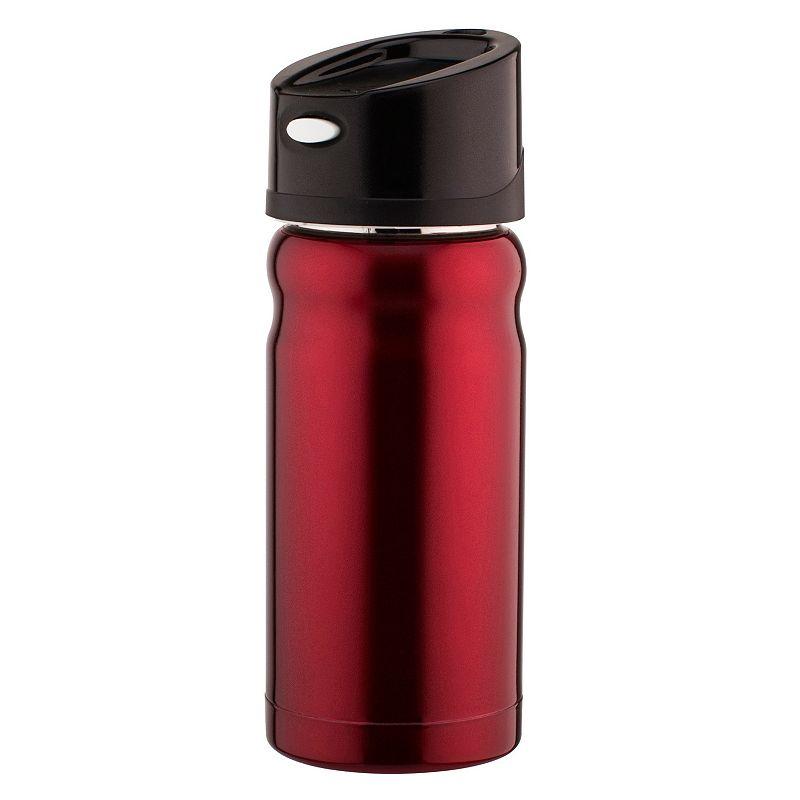 Water Bottle Dishwasher Safe: Dishwasher Safe Sleek Bottle