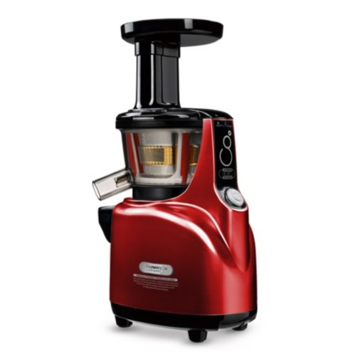 Kuvings Burgundy Silent Upright Juicer