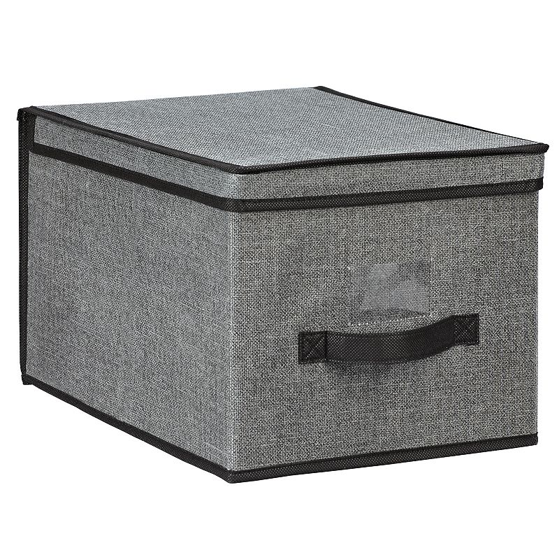 Kennedy Home Collection Collapsible Storage Box - Large