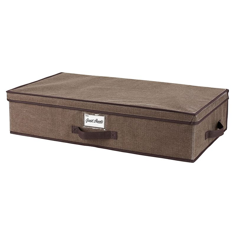 Kennedy Home Collection Under-Bed Storage Box