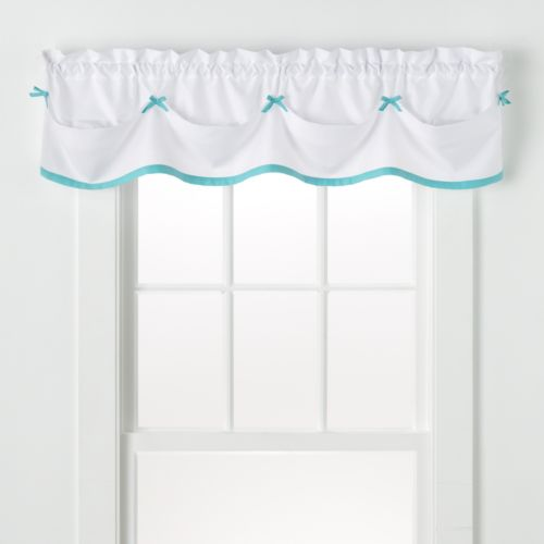 Saturday Knight Ltd. Kayla Tailored Valance - 58'' x 13''