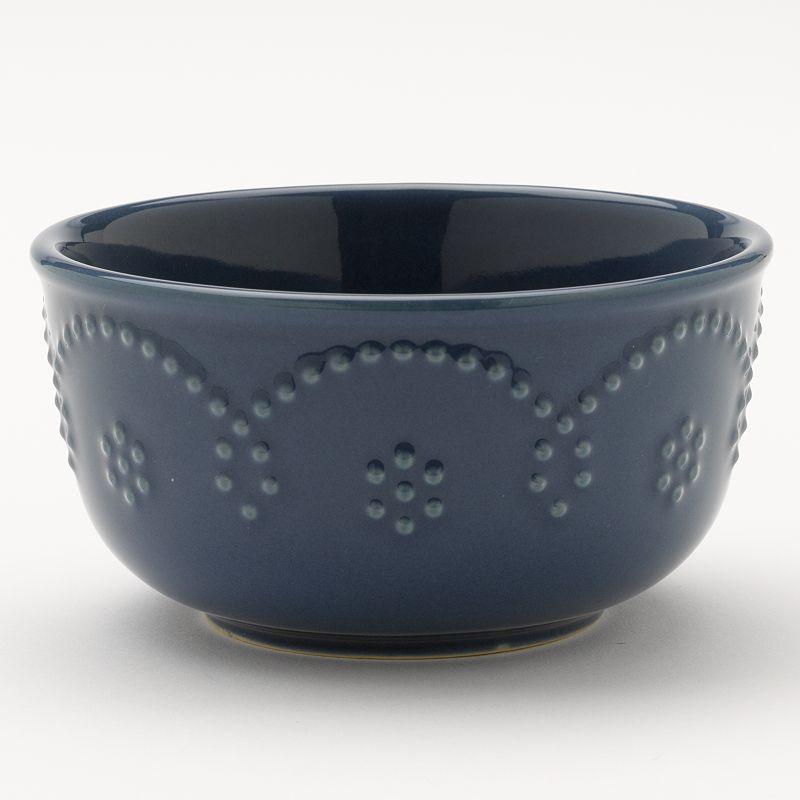 Food Network™ Fontinella Beaded Oatmeal Bowl