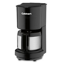 Cuisinart 4-Cup Stainless Steel Carafe Coffee Maker