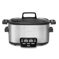 Cuisinart Cook Central 3-in-1 6-qt. Slow Cooker