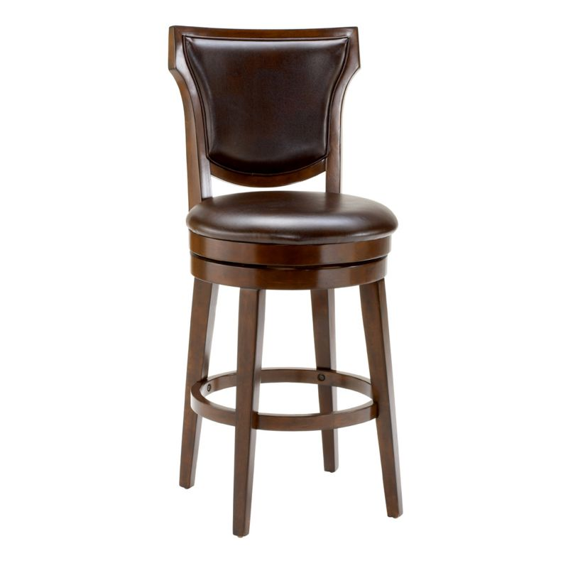 Leather Hillsdale Counter Stool Kohl S