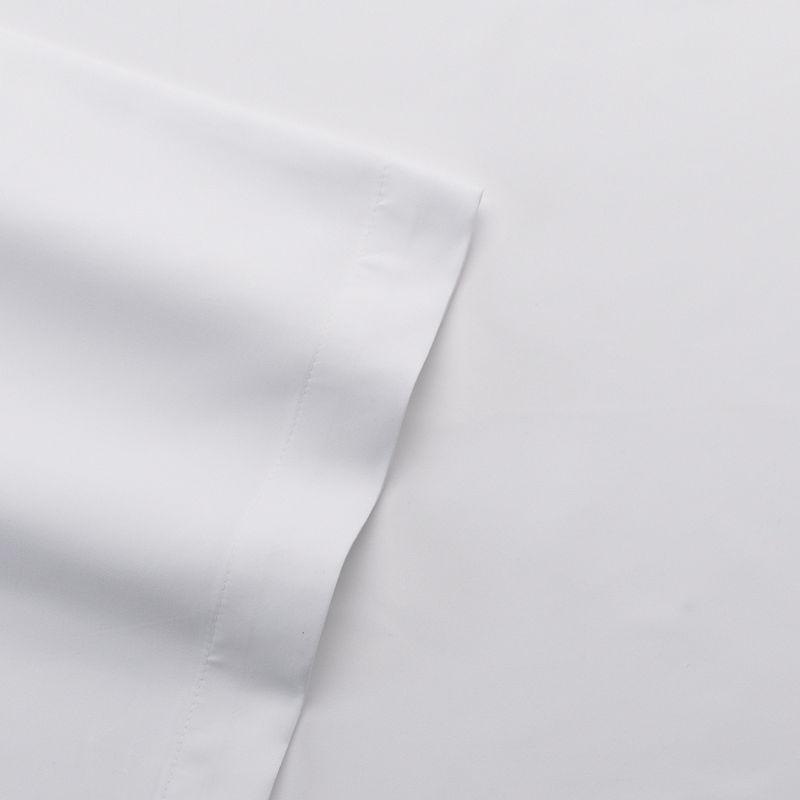 Micro-Caress Solid Microfiber Sheet Set - Twin