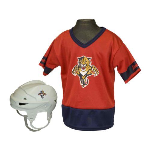 Franklin NHL Florida Panthers Uniform Set - Kids