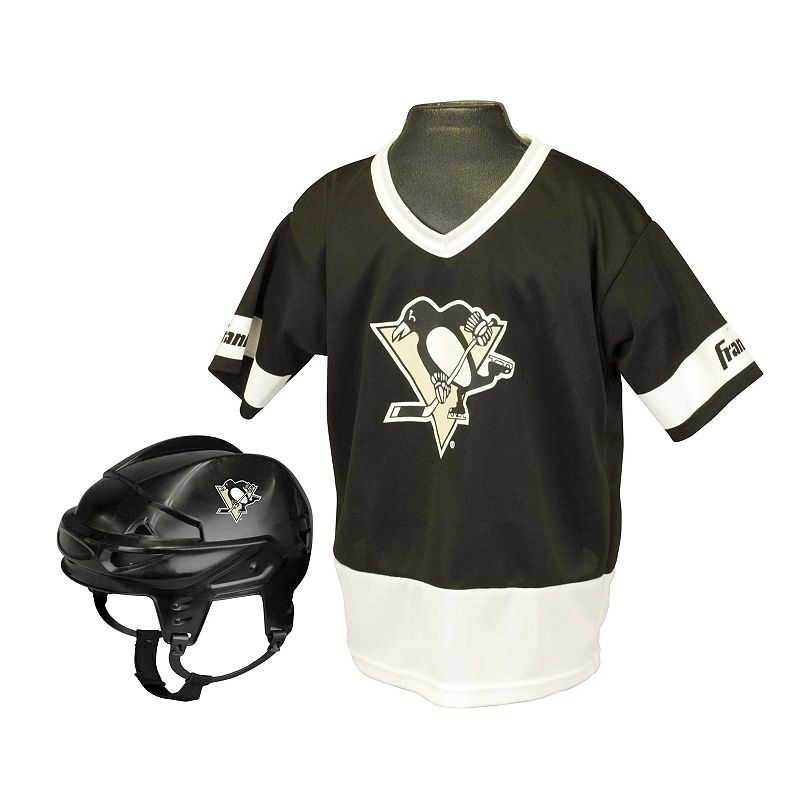 Franklin NHL Pittsburgh Penguins Uniform Set - Kids