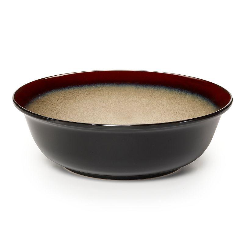 Pfaltzgraff Everyday Aria Red Vegetable Bowl