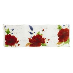 Pfaltzgraff Scarlett 3-Section Serving Tray