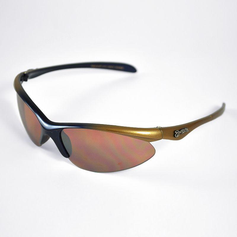 Youth Maxx HD Milwaukee Brewers Rookie Sunglasses