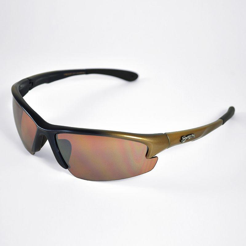 Adult Maxx HD Milwaukee Brewers Scorpion Sunglasses